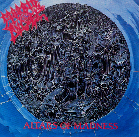 Morbid Angel - Alters Of Madness Vinyl (Full Dynamic Range Vinyl)