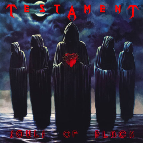 Testament - Souls Of Black Vinyl