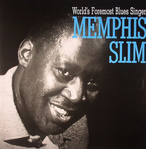 Memphis Slim - World Foremost Blues Singer Vinyl