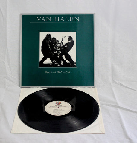Van Halen - Women and children first (56 793)