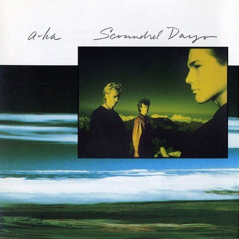 A-ha - Scoundrel Days ( New with D/L Code )