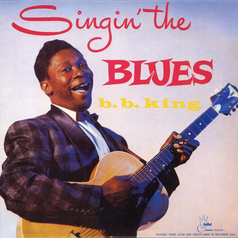 B.B King - Singing The Blues Vinyl