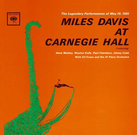Miles Davis - At The Carnegie Hall Part 1 180g Vinyl