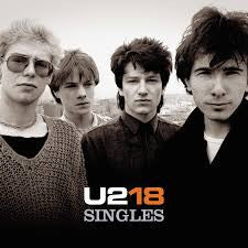 U2 - 18 Singles ( New 2lp Gatefold )