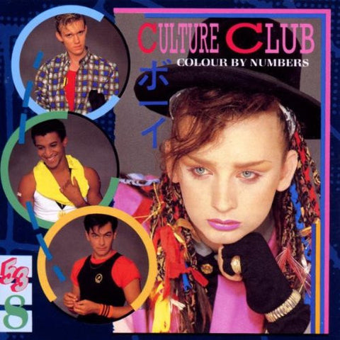 Culture Club - Colour By Numbers Vinyl (180g audiophile vinyl)