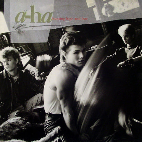 A-ha - Hunting High And Low ( New, 1lp, D/L Code )