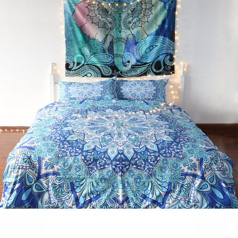 Harshad Duvet Cover Set