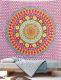 Atharva Queen Size Mandala Cover