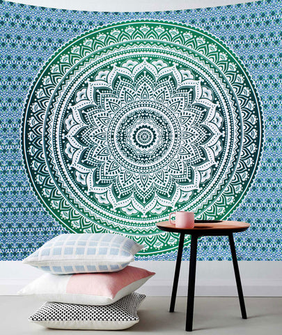 Meeta King Size Mandala Cover