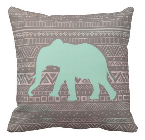 Angada  Elephant Pillow Cover SALE!