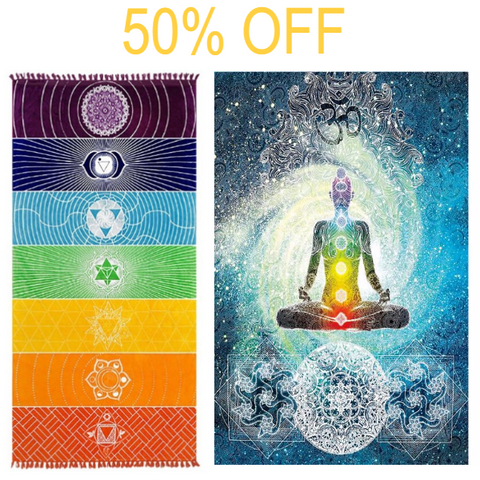 Meditation Throws Bundle