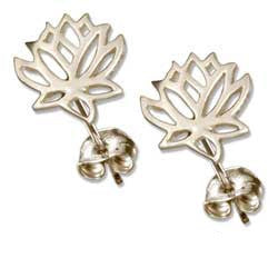 Bloom Lotus Earrings