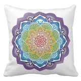 Sravana Mandala Pillow Cover