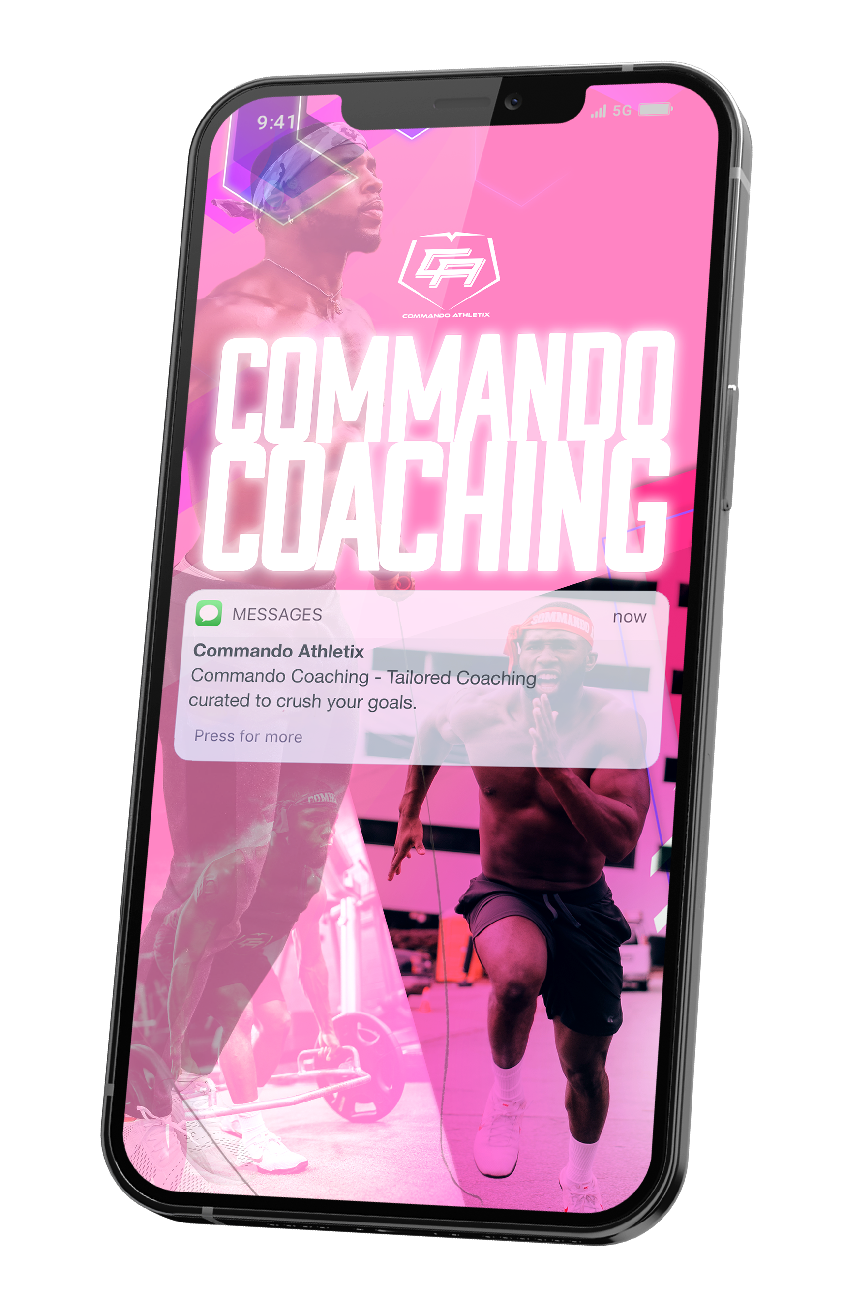 Commando Coaching Package