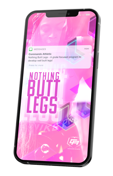 Nothing BUTT Legs! Subscription