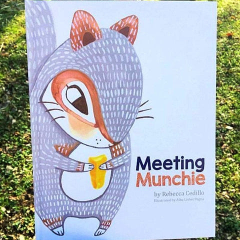 CLEARANCE: Book: Meeting Munchie