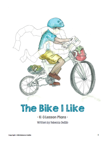 The Bike I Like Lesson Plans (PDF)