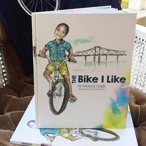 CLEARANCE: Book: The Bike I Like