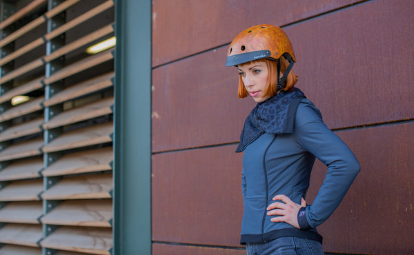 sawako helmet and jacket