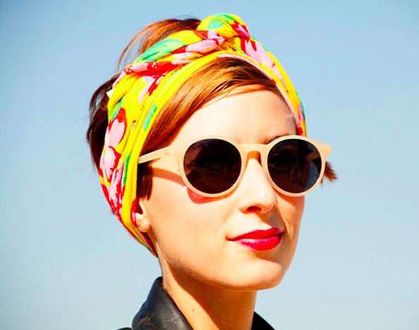 Three gorgeous hairstyles you can wear under your helmet