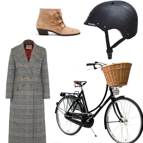 get pippa middleton's cycling style