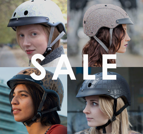 sales of beautiful helmets with blemishes