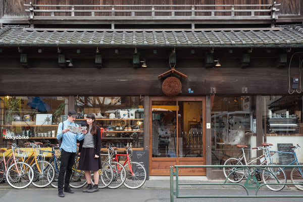 Meet our Newest Retailer: tokyobike