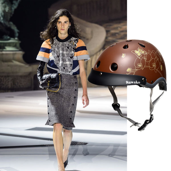 How to Wear a Sawako Helmet this Season