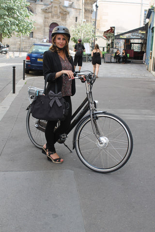 melissa from holland bikes france