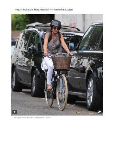 Pippa Middleton and Sawako helmet Popsugar press coverage 2