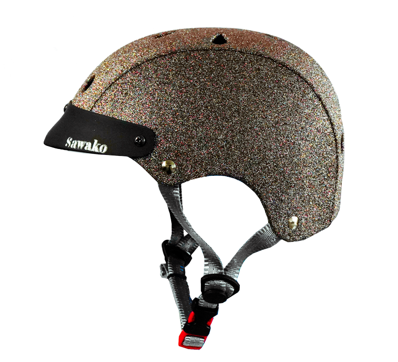 Sparkle Kids - Sawako: The stylish helmets