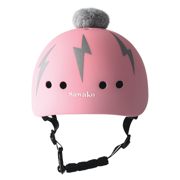 Kids Lightning Bolt: Pink