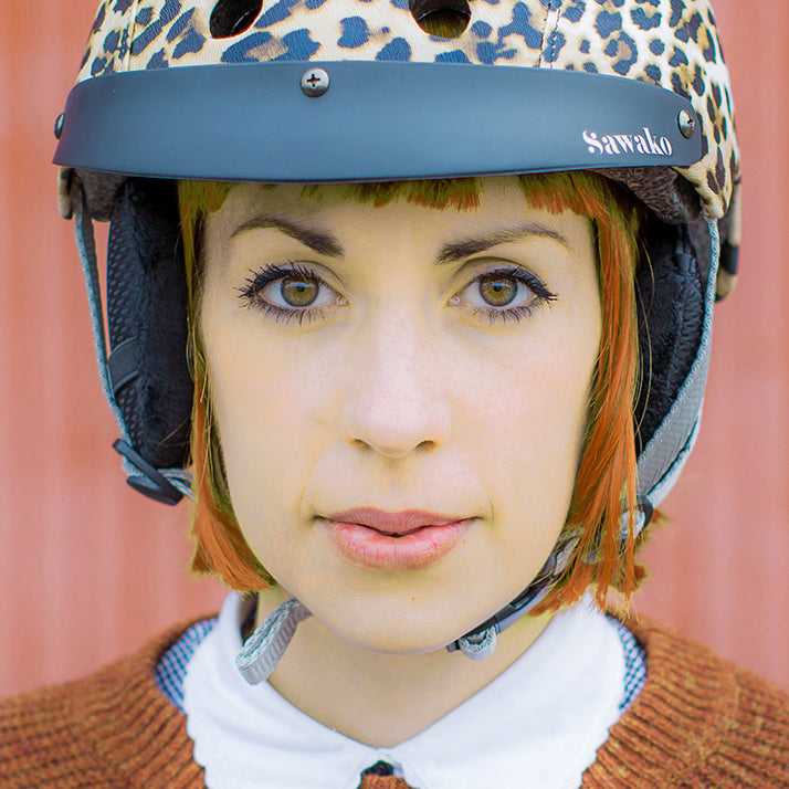 Ear Cozies (ear muffs for helmets) - Sawako: The stylish helmets