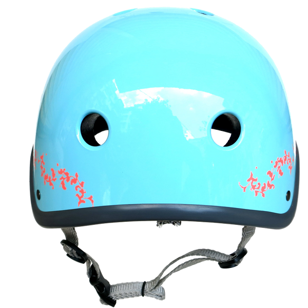 Eye Candy Blue - Sawako: The stylish helmets