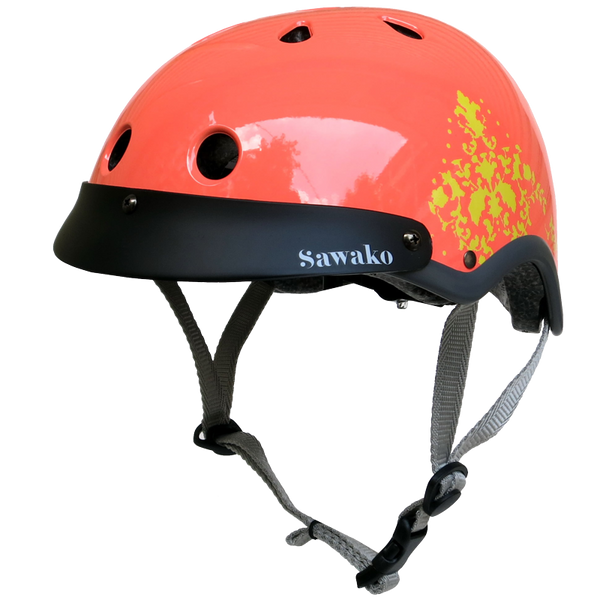 Eye Candy Coral - Sawako: The stylish helmets