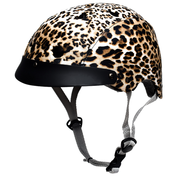 Leopard (30% off) - Sawako: The stylish helmets