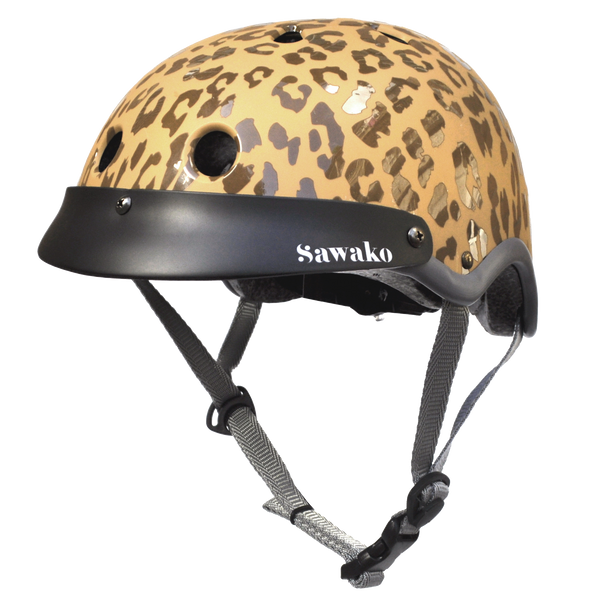 Madison Sepia - Sawako: The stylish helmets