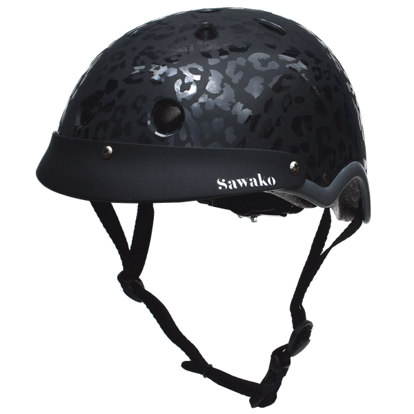 Madison Black - Sawako: The stylish helmets