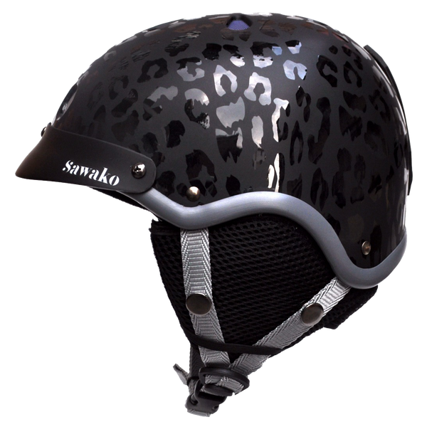 Madison Black Ski - Sawako: The stylish helmets