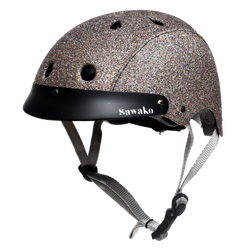 Sparkle - Sawako: The stylish helmets