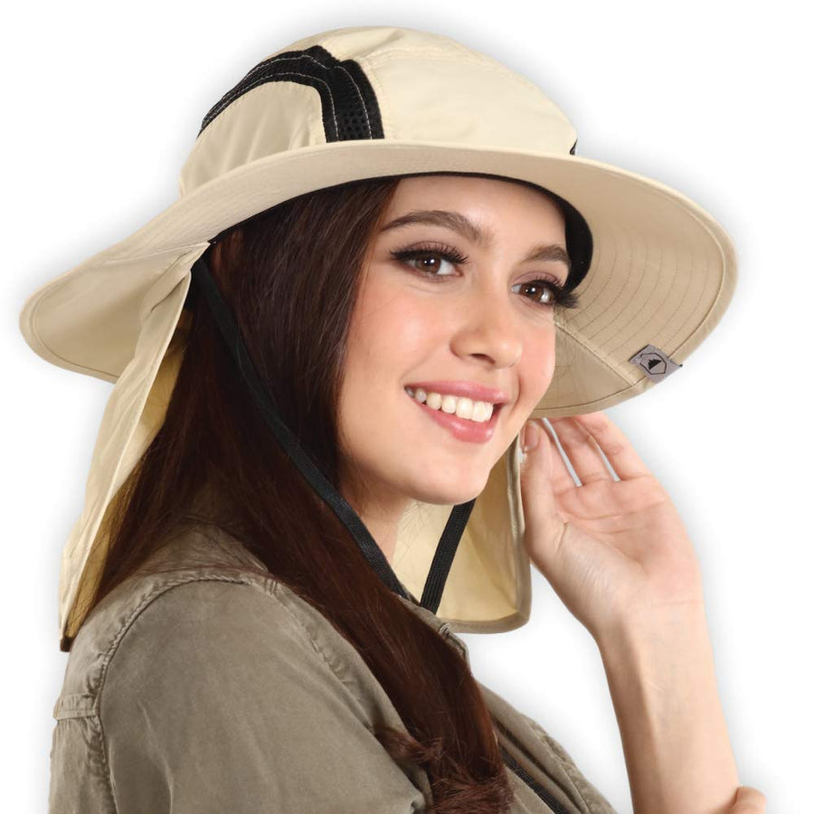 Boonie Sun Hat with Mesh