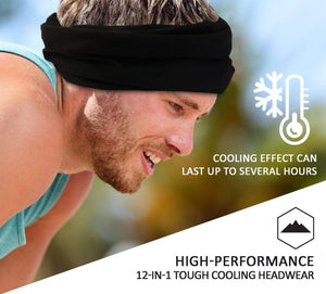 12-in-1 Cooling Headwear