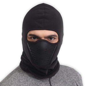 Balaclava - Fleece Hood with Air Mask