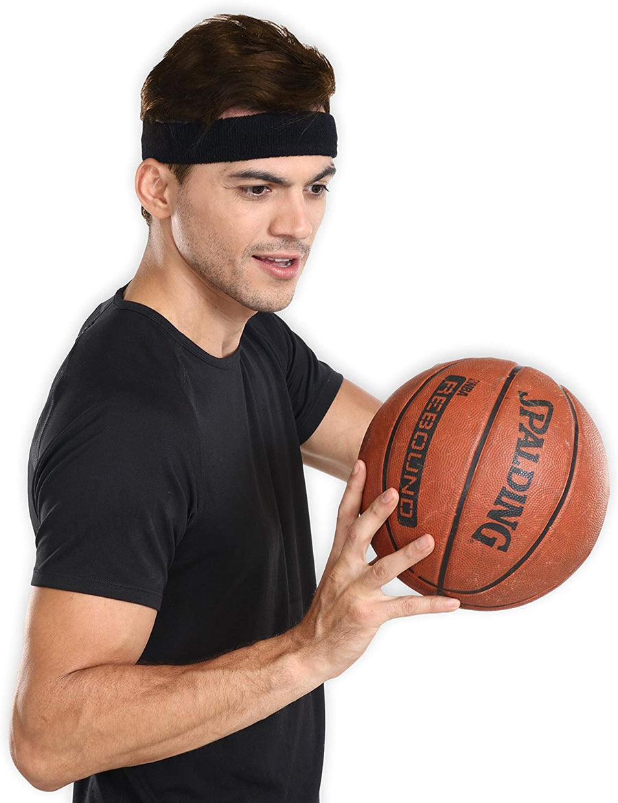Sports Sweat Headband