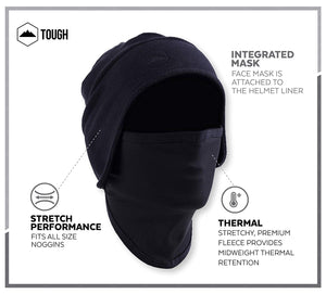Helmet Liner with Ear Covers