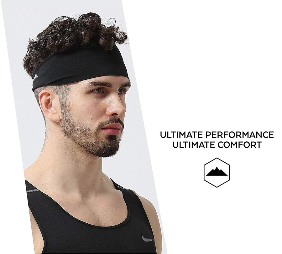 Guys Sweatband and Sports Headband