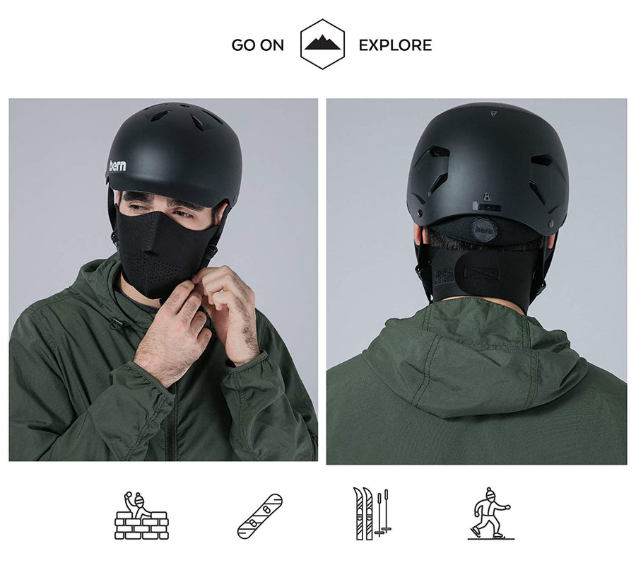 Neoprene Ski Mask