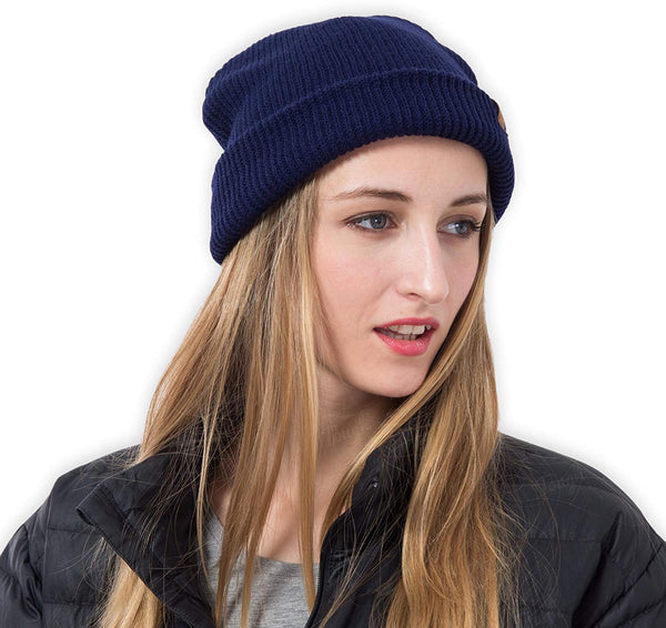 Tough Headwear Ribbed Daily Beanie