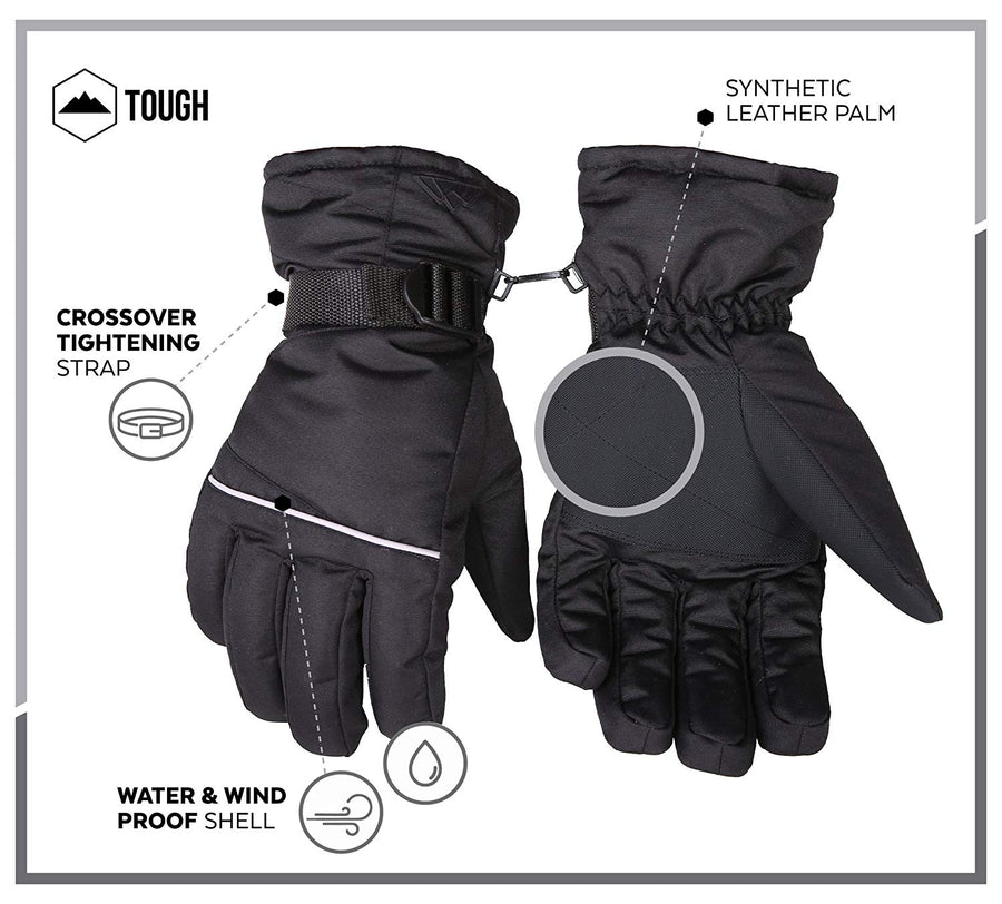 Ultimate Boost Ski Gloves