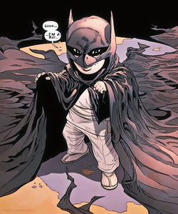 The Robins Part 4: Damian Wayne (EVRD ORIGINAL)